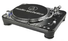 Audio-Technica AT-LP1240USB Direct-Drive Professional DJ Turntable